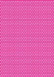 5 x A4 Pink Back Polka Dot Card Stock, Dot Size:- Medium - PD85